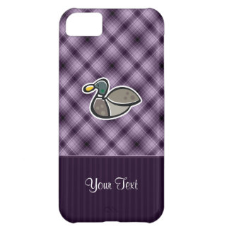 Purple Duck iPhone 5C Cases