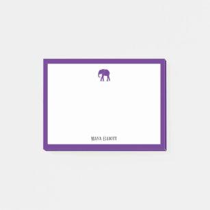 Elephant Post It 174 Notes Sticky Notes Zazzle Uk