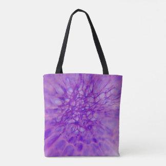 Purple Explosion Ludi Barrs Original Desings! Tote Bag