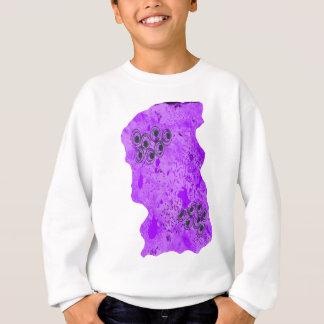 Purple Eyes Sweatshirt