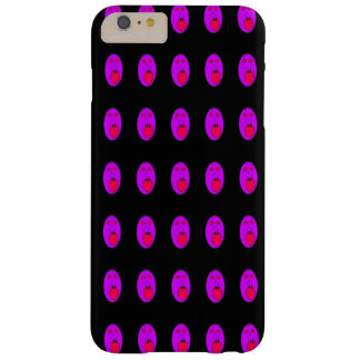 Purple face phonecase barely there iPhone 6 plus case