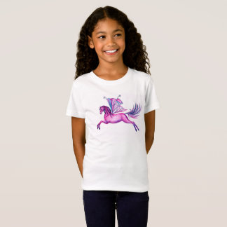 Purple fairy horse T-Shirt