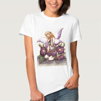 Purple Fairy Tshirts
