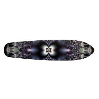 Purple Fairytale Skate Board Deck