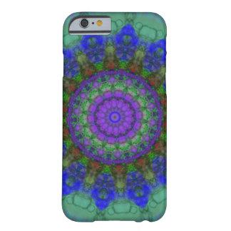 Purple Fantasy mandala iPhone 6 case