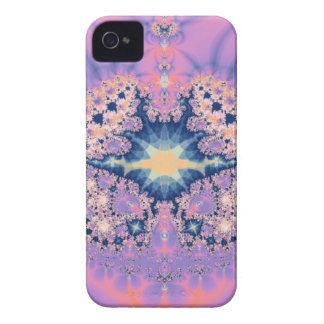 Purple Fantasy Pattern Case-Mate iPhone 4 Cases