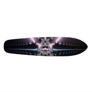 Purple Fantasy Skate Board