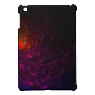 Purple Firework Case For The iPad Mini