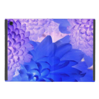 Purple Floral Tablet Case