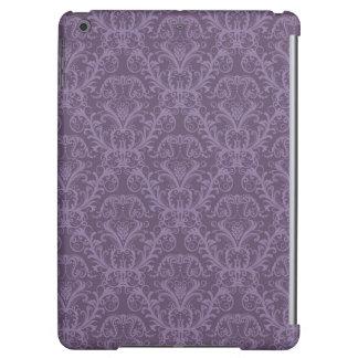 Purple floral wallpaper 2
