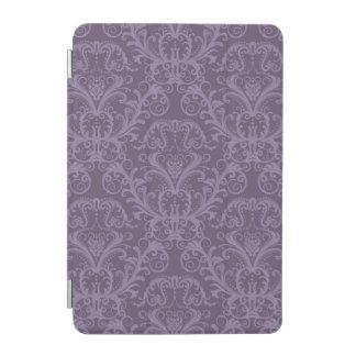 Purple floral wallpaper 2 iPad mini cover