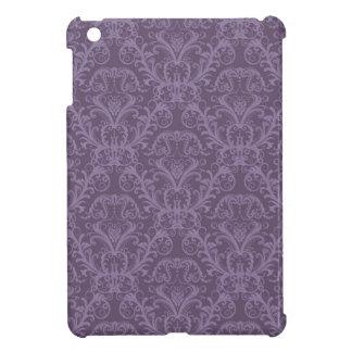 Purple floral wallpaper 2 iPad mini covers