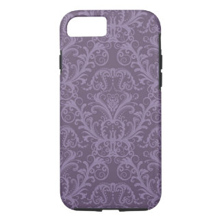 Purple floral wallpaper 2 iPhone 8/7 case