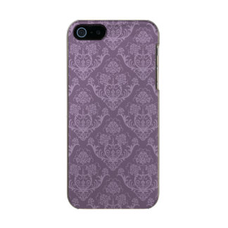 Purple floral wallpaper incipio feather® shine iPhone 5 case