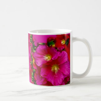 Purple Florals Wedding Decor Mug by SHARLES