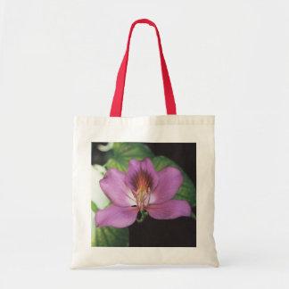 Purple Flower Bags