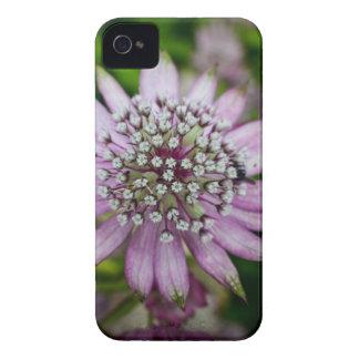 Purple Flower Case-Mate iPhone 4 Case