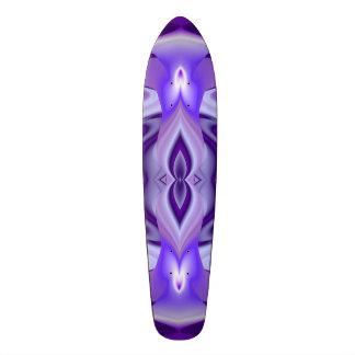 Purple Flower Dreams Skateboard Decks