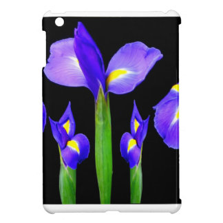 Purple Flower Floral Bouquet Elegant Romantic gift Case For The iPad Mini