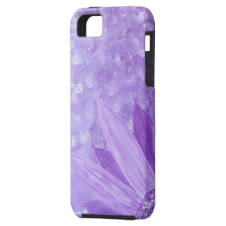 Purple Flower iPhone4 case iPhone 5 Case