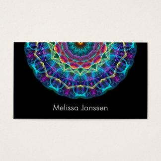 Purple Flower -Mandala-