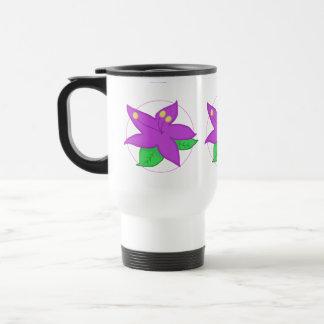 Purple Flower MUG