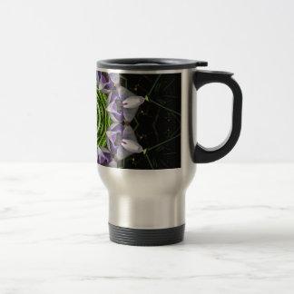 Purple Flower Coffee Mugs