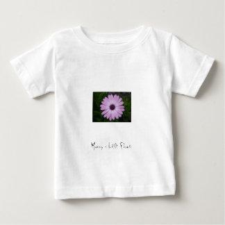 Purple Flower, Mummy´s Little Flower Tshirt