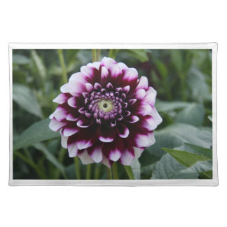 Purple Flower Placemat