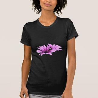 Purple Flower T-shirts