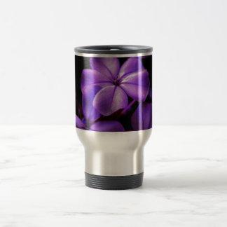 Purple Flowers Coffee Mugs