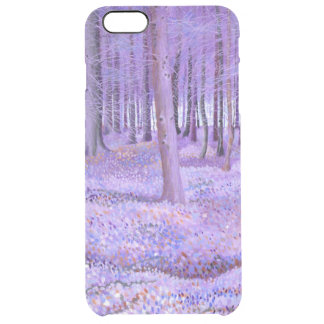 Purple Forest 2 2012 Clear iPhone 6 Plus Case