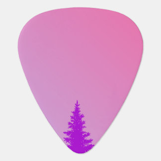 Purple Forest Guitar Picks