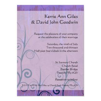 purple forest swirl.jpg 14 cm x 19 cm invitation card