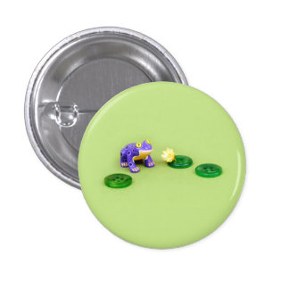 Purple Frog Button