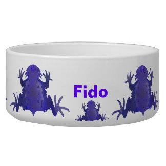 Purple Frog Pet Food