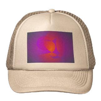 Purple Furnace Trucker Hat