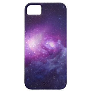 Purple Galaxy Case For The iPhone 5