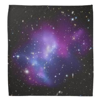 Purple Galaxy Cluster Bandana