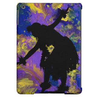 Purple Galaxy Hula Dancer iPad Air Case