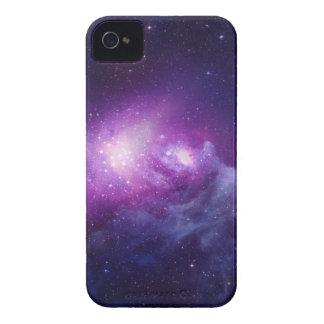 Purple galaxy iPhone 4 Case-Mate case