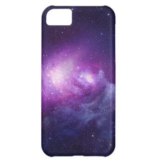 Purple Galaxy iPhone 5C Case