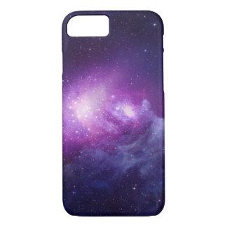Purple Galaxy iPhone 8/7 Case