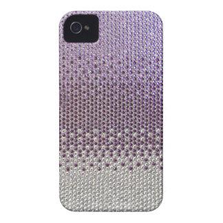 Purple Glitter Bling Cover