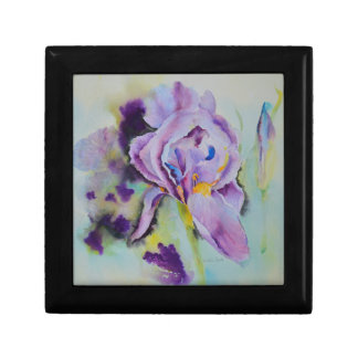 Purple-glory Small Square Gift Box