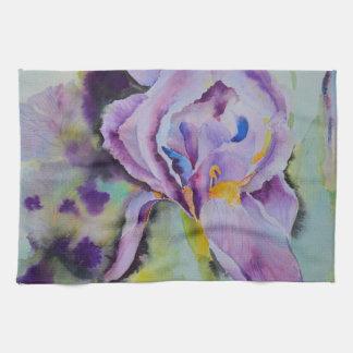 Purple-glory Tea Towel