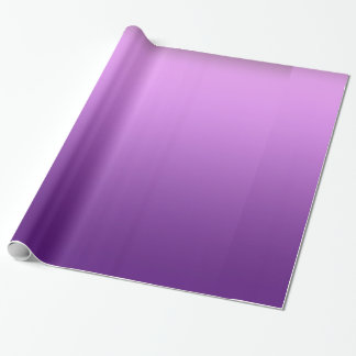 Purple Glossy Wrapping Paper, 30 in x 6 ft Wrapping Paper