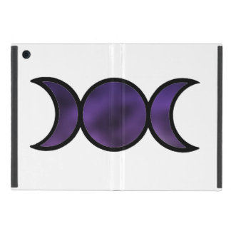 Purple Goddess iPad mini Case with No Kickstand