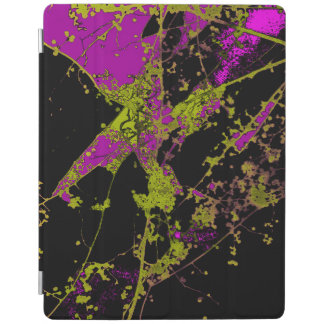Purple & Gold Autumnus iPad Cover