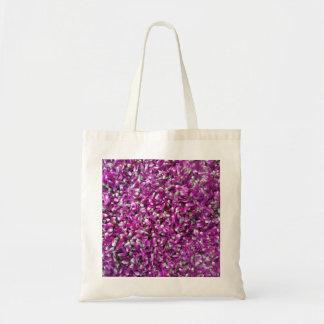 Purple Gomphrena Bags